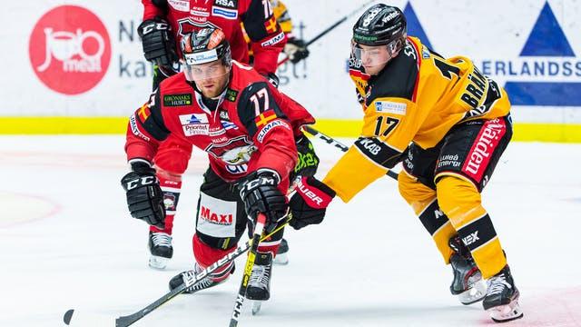 Redhawks föll mot Luleå - Malmö Redhawks
