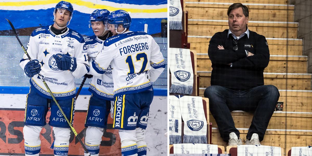 """Leksandsbossens tankar kring årets lagbygge: """"Bredare än förra säsongen"""""""