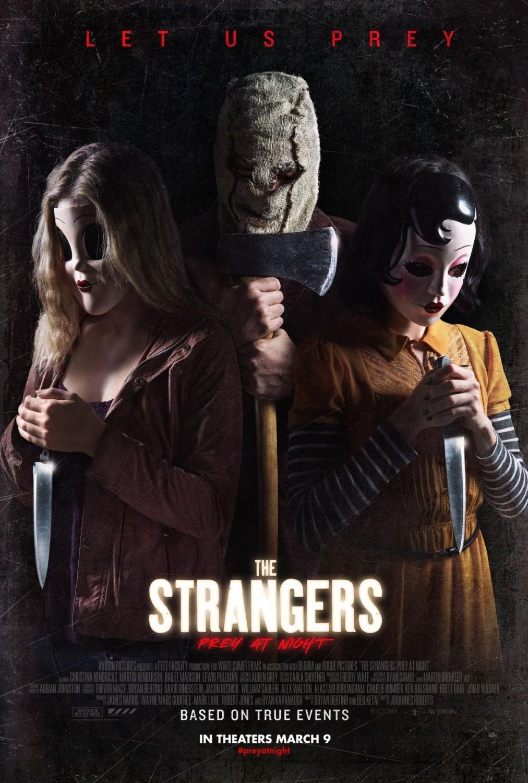 Strangers on Ice - twitter edition