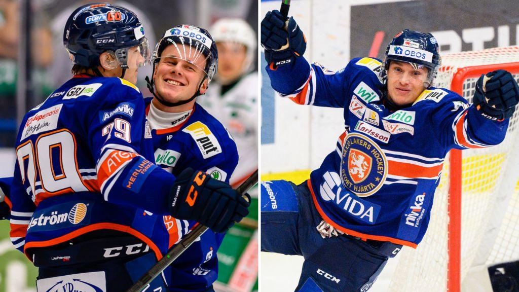 Pontus Holmberg klev fram när Växjö vann finalreprisen