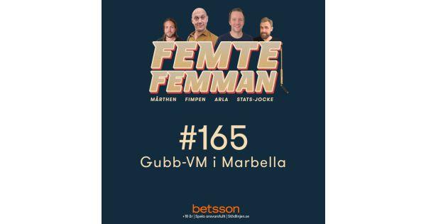 Gubb-VM i Marbella - Femtefemman
