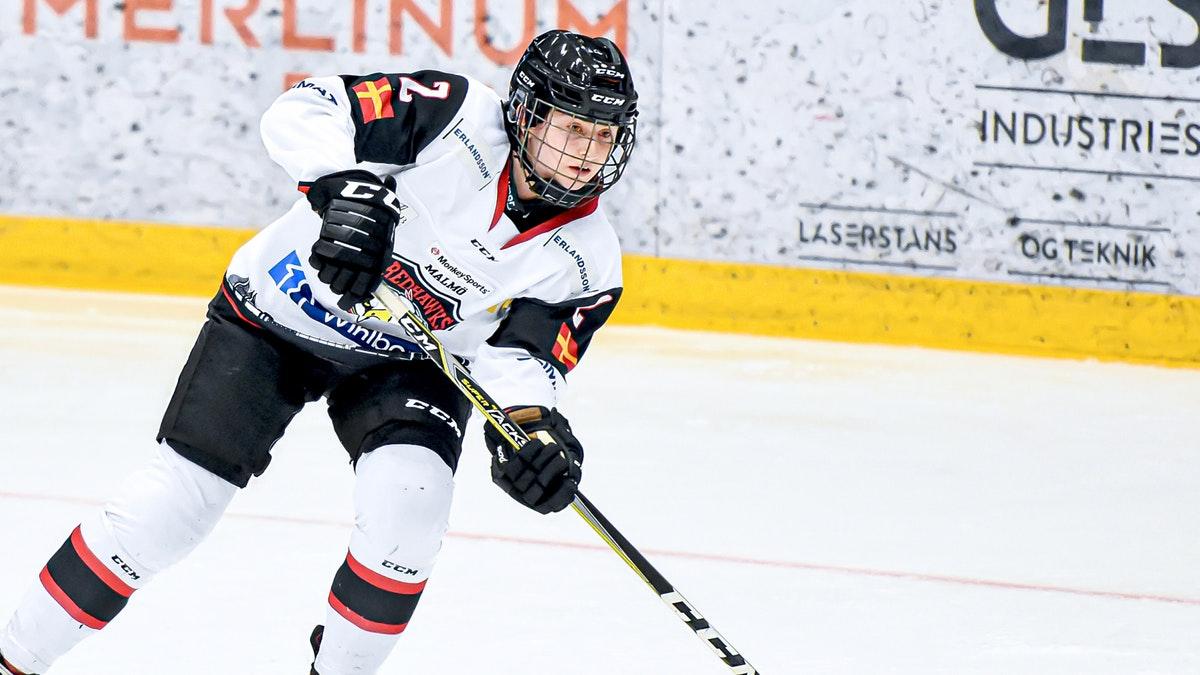 Segertåget fortsätter i DamEttan - Malmö Redhawks