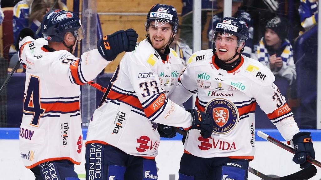 Växjö bryter Leksands segersvit - Hockeysverige – Mer av sporten du älskar