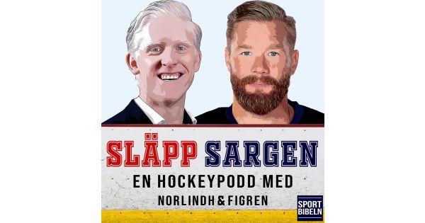 """49. """"Gömde mig för coachen bakom en enorm fikus"""" - Släpp Sargen"""