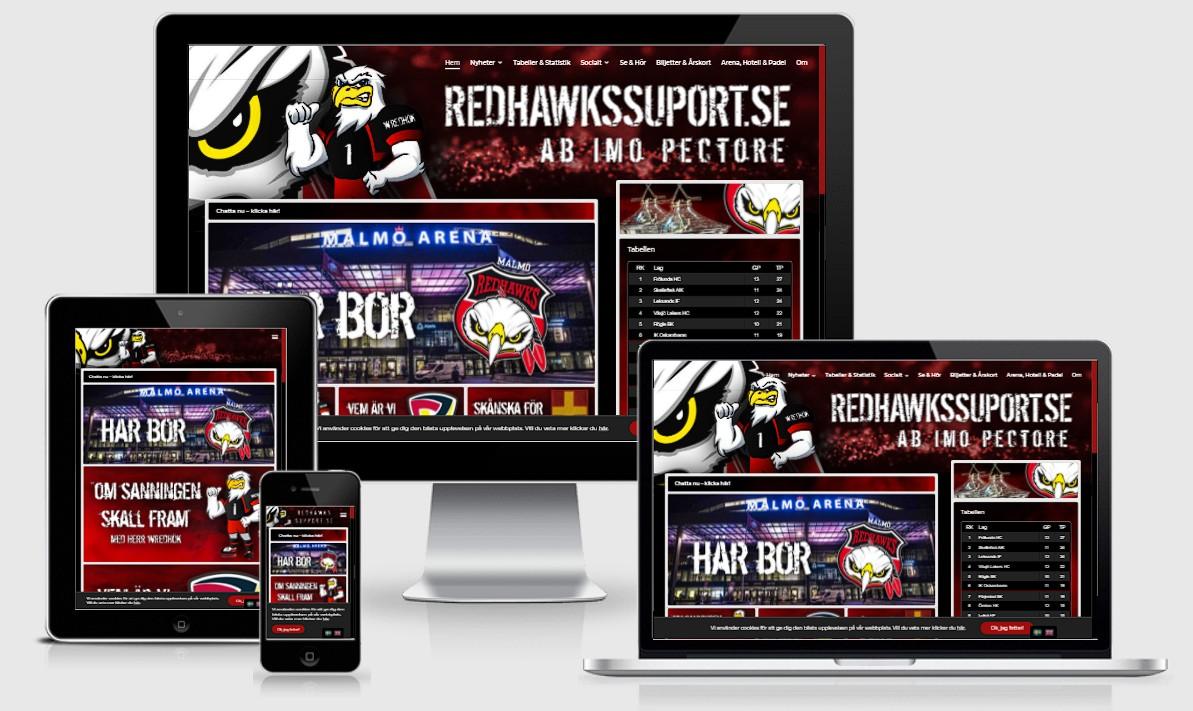 MRS - Malmö Redhawks Support